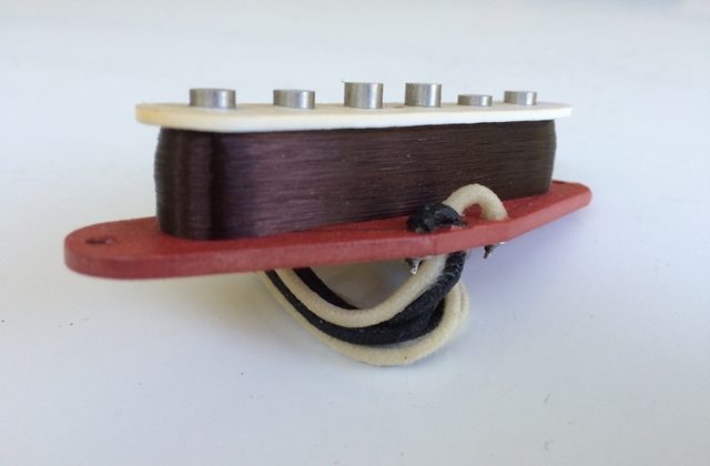 Vaughn Skow Custom Guitar Pickup