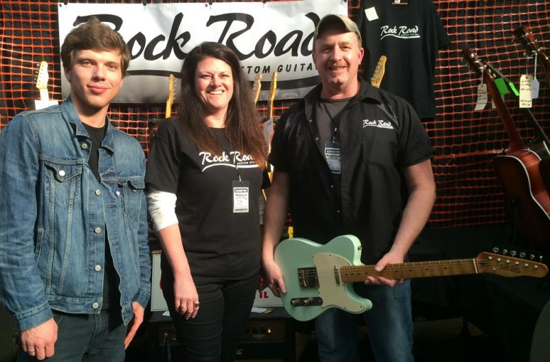 Rock Road Custom Guitars
