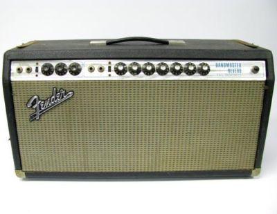 A Little Love For The Fender Bandmaster Reverb Warehouse