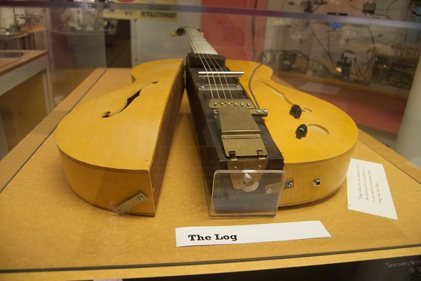 Les Paul The Log