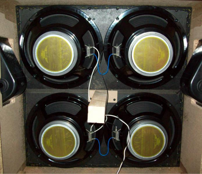 how to properly wire a 4x12 speaker cabinet warehouse guitar speakers. Black Bedroom Furniture Sets. Home Design Ideas
