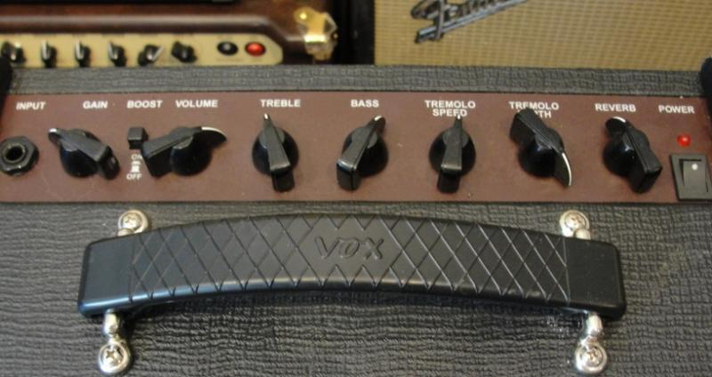 Vox Pathfinder 15R Controls
