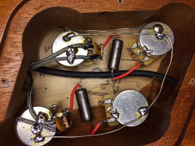 4_0 of p90 pickups, les pauls, and treble bleed circuit mods,Wiring For Les Paul P90 Pickups
