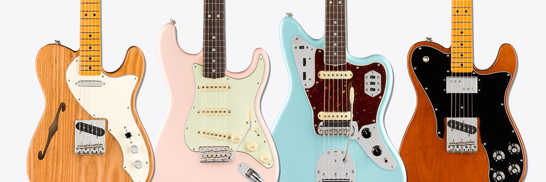 Fender 2020 biggest year ever for guitar