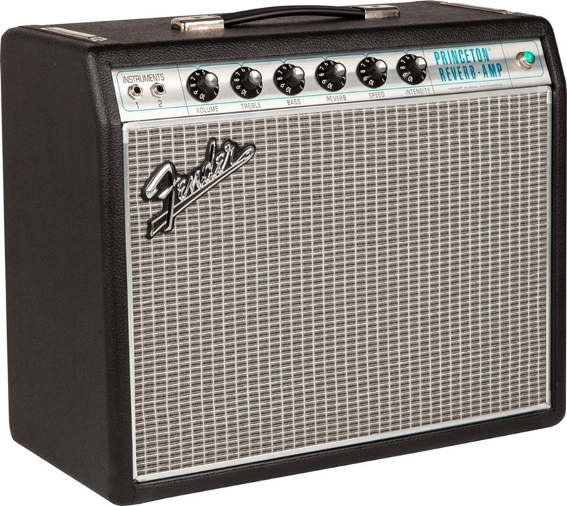 Best replacement speaker for 68 Fender custom Princeton Reverb amp