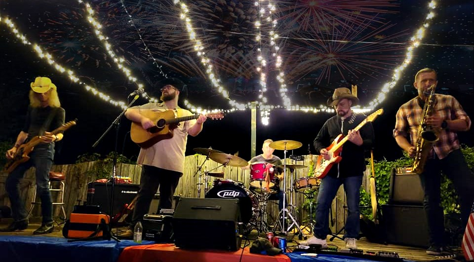 4th of July 2021 - Live Music Is Back!