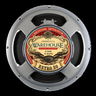 British Invasion | Warehouse Guitar Speakers